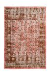 Kayoom Vloerkleed 'Ariya 625' kleur Rood, 80 x 150cm