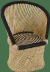 Lesli Loungestoel 'Java' Bamboe
