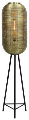 Light & Living Vloerlamp 'Tomek' 152cm, kleur Antiek Brons