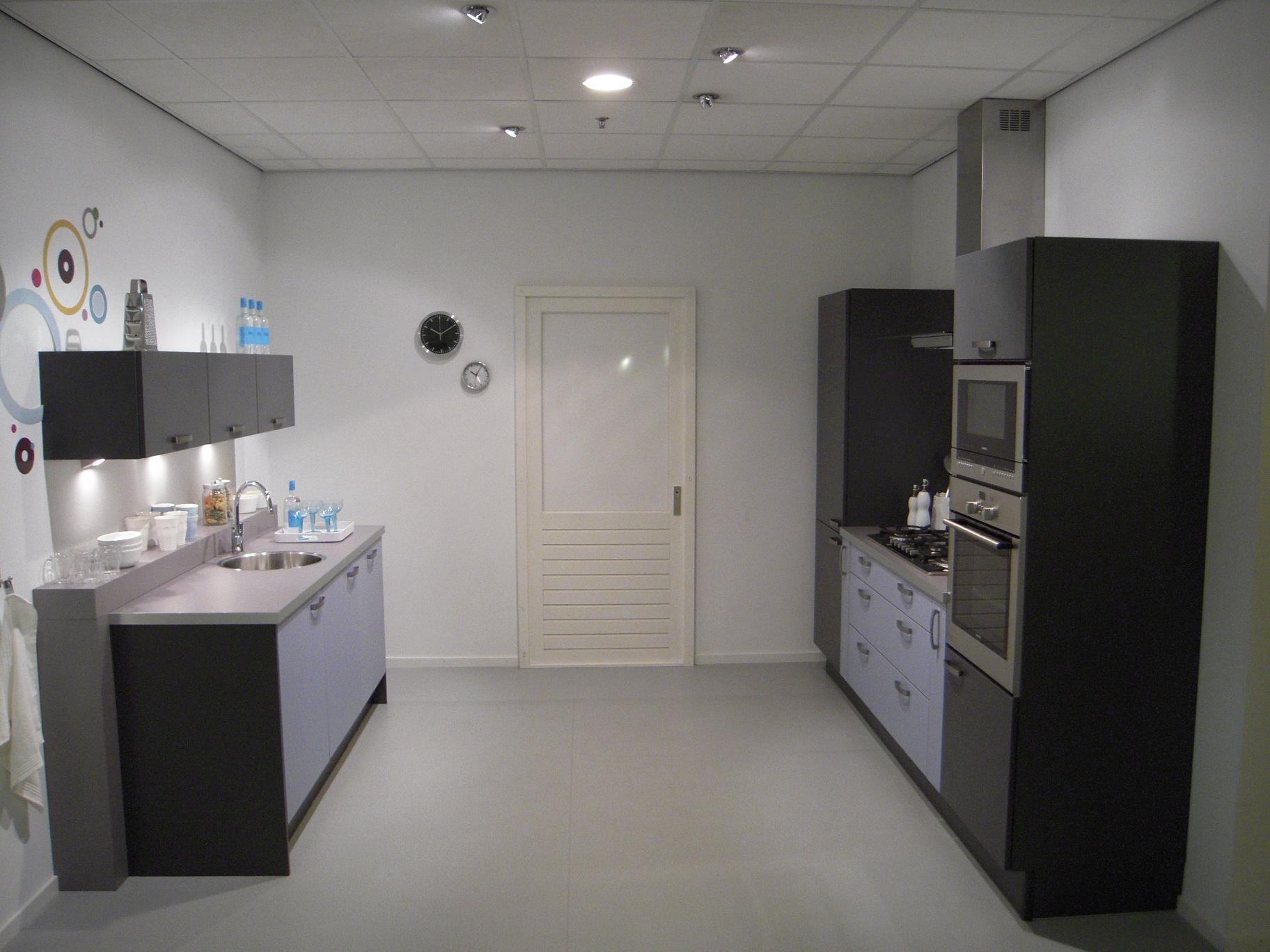 Bruynzeel Keuken Antraciet : keukenstekoop.nl Het grootste keukenaanbod van Nederland
