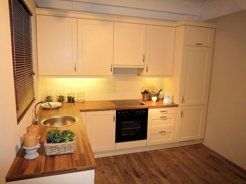 Keuken Kleur Sahara : voordeligste woonwinkel van Nederland! Nobilia Lucca sahara [38608