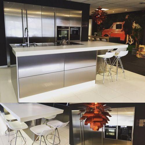 ... woonwinkel van Nederland!  Exclusief design keuken inox (100) [53645